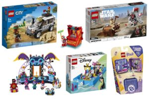 2020 LEGO Sets We Will Enjoy – A LOT!