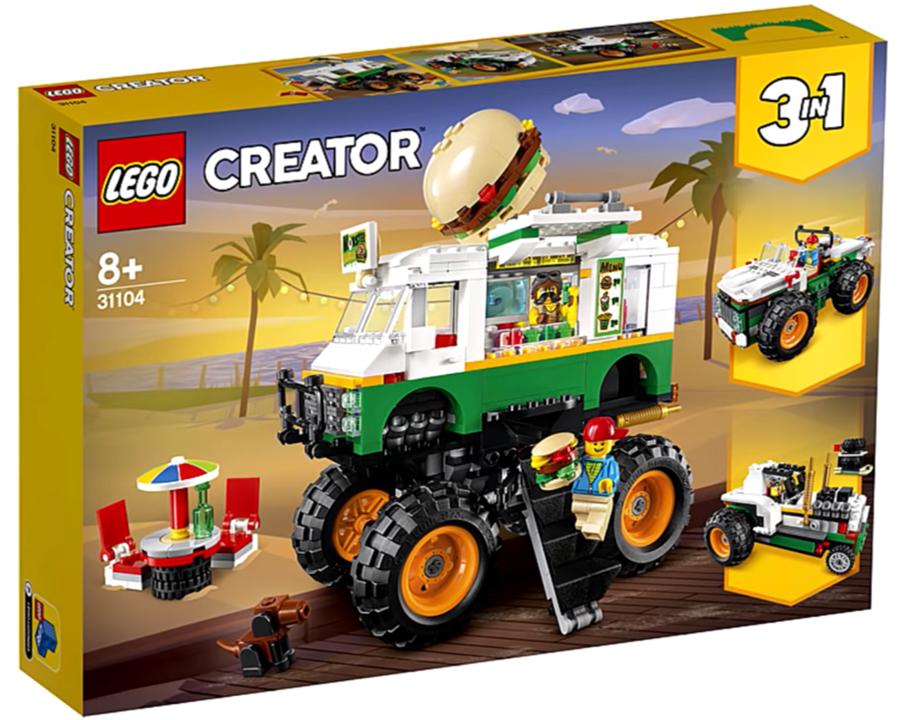 2020 lego sets creator
