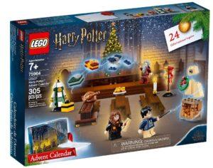 LEGO harry potter calendar