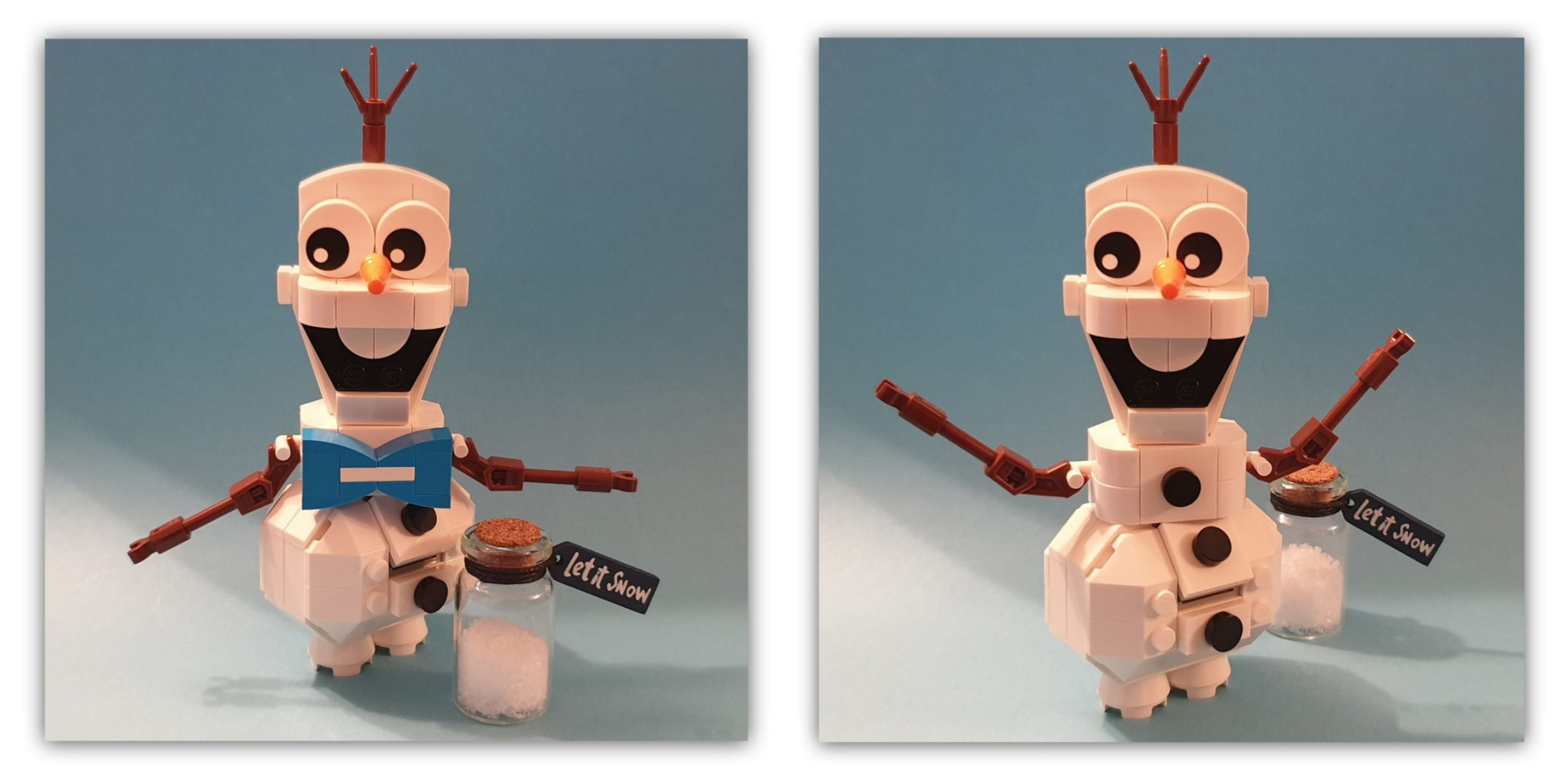 frozen 2 buildable olaf