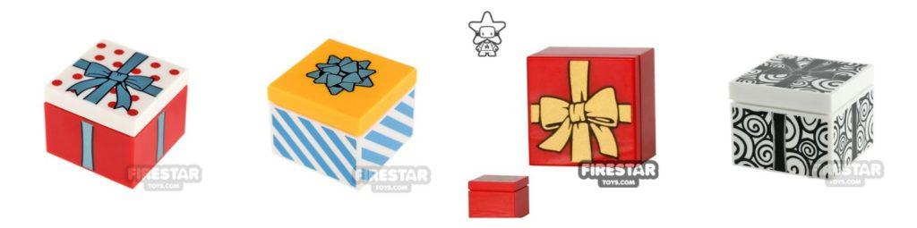 lego christmas: gifts