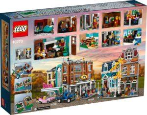 lego modular birch books box