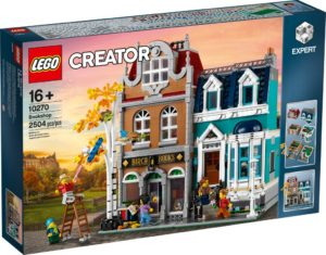 LEGO Modular Sets: Musings on Birch Books, the Latest Modular Set