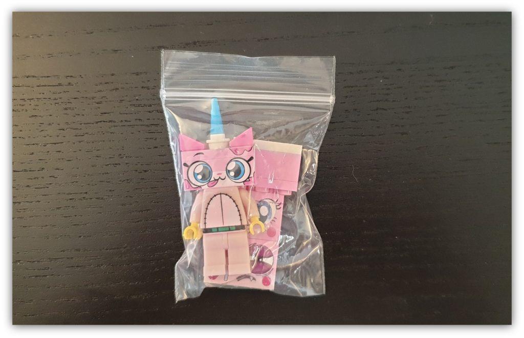 lego pod: plastic bags