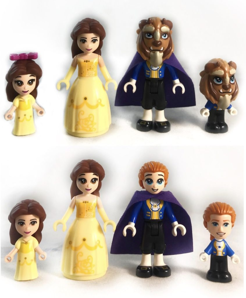 belles storybook adventures micro-dolls