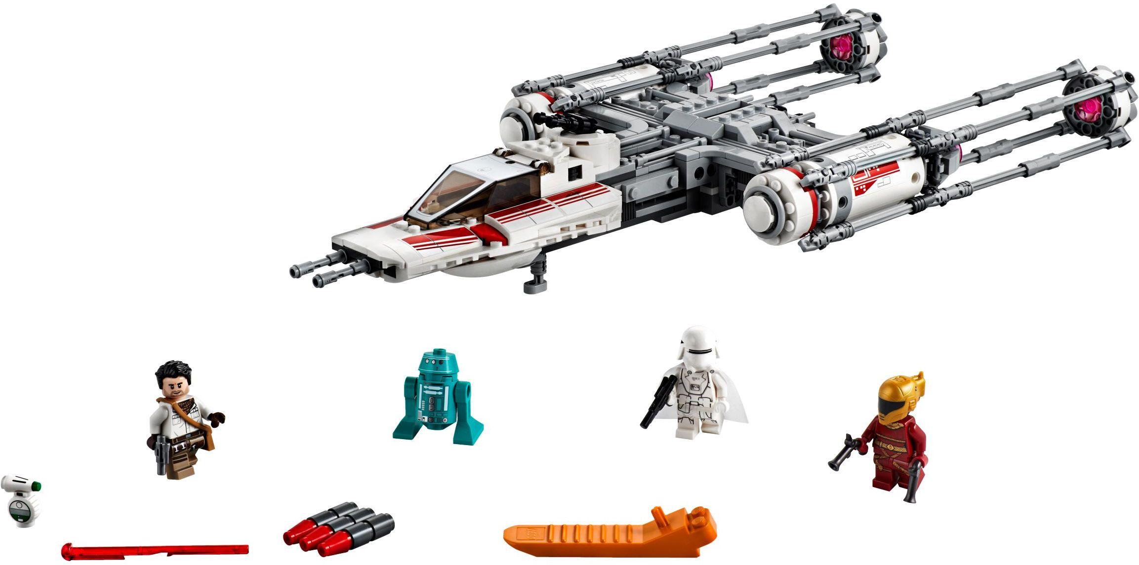 Rise of Skywalker Y-Wing