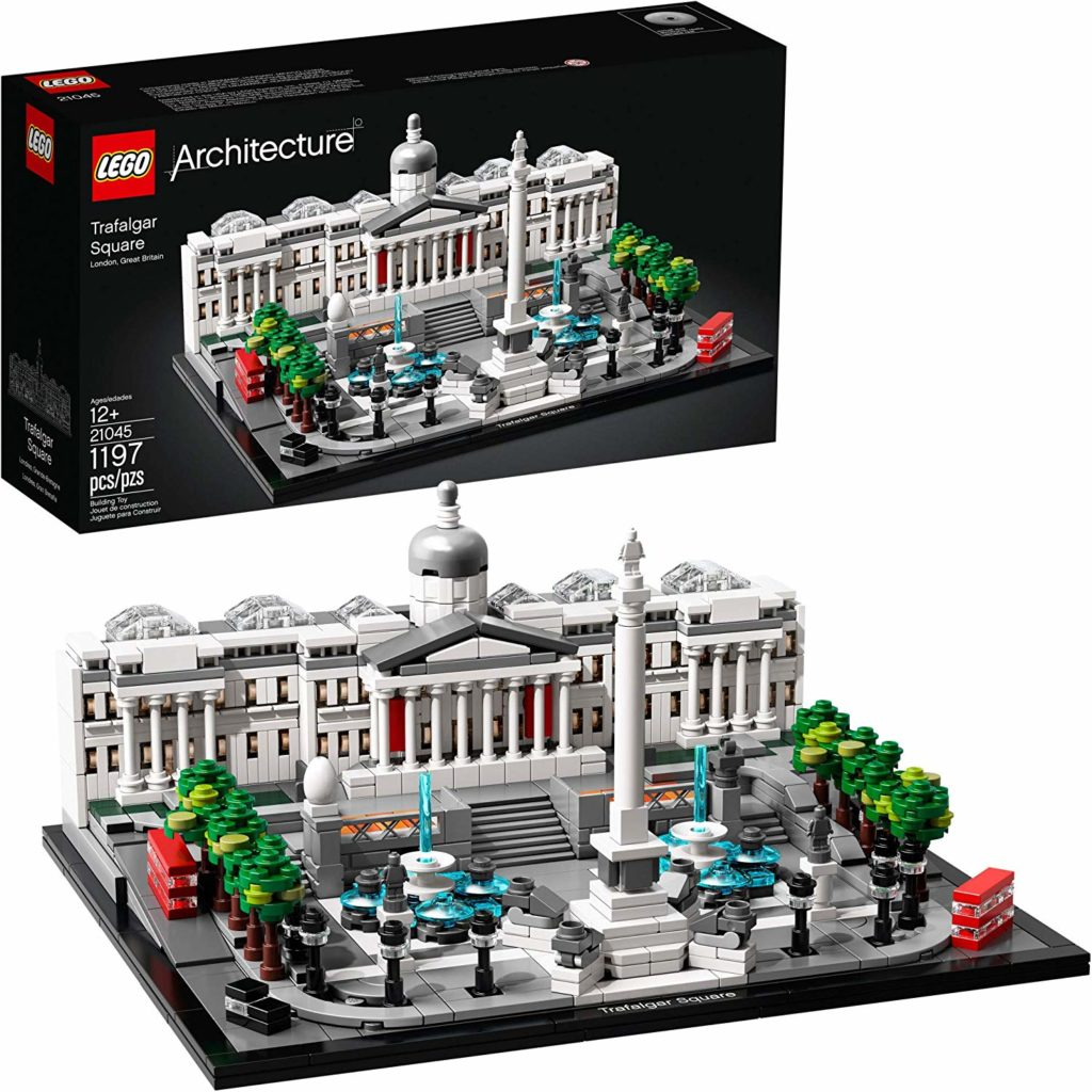 LEGO Architecture Sets: Trafalgar Square