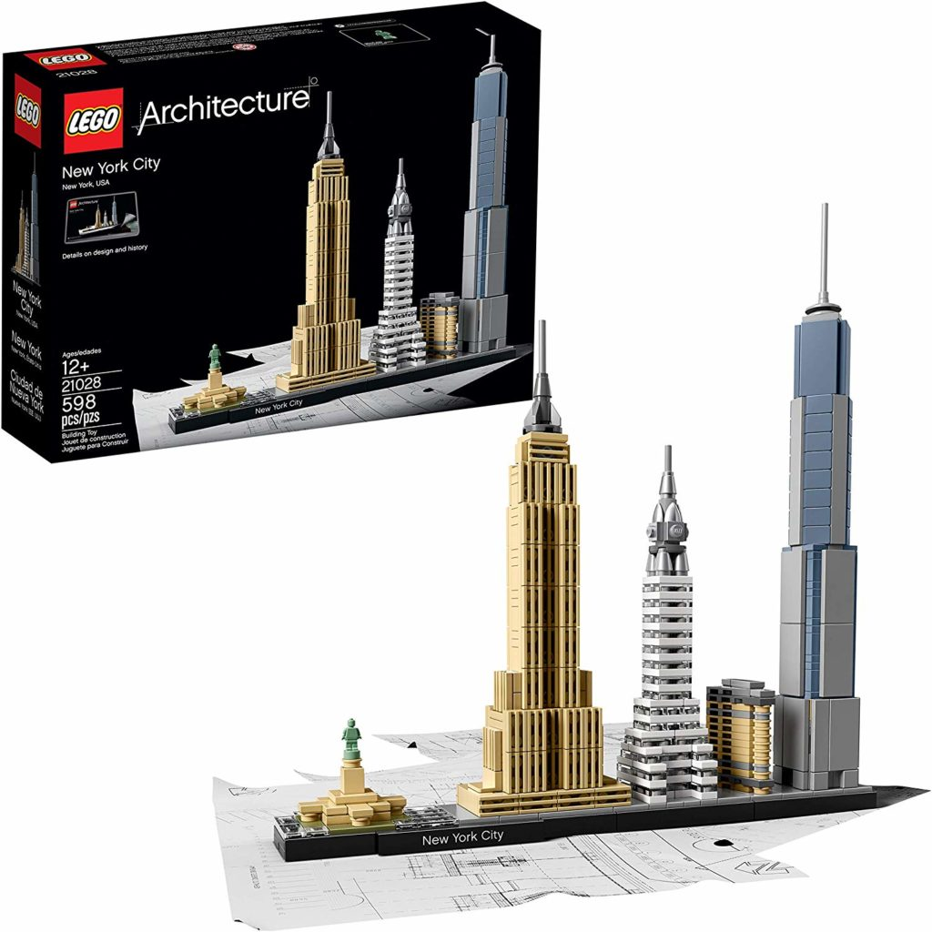 LEGO Architecture Sets: New York City Skyline