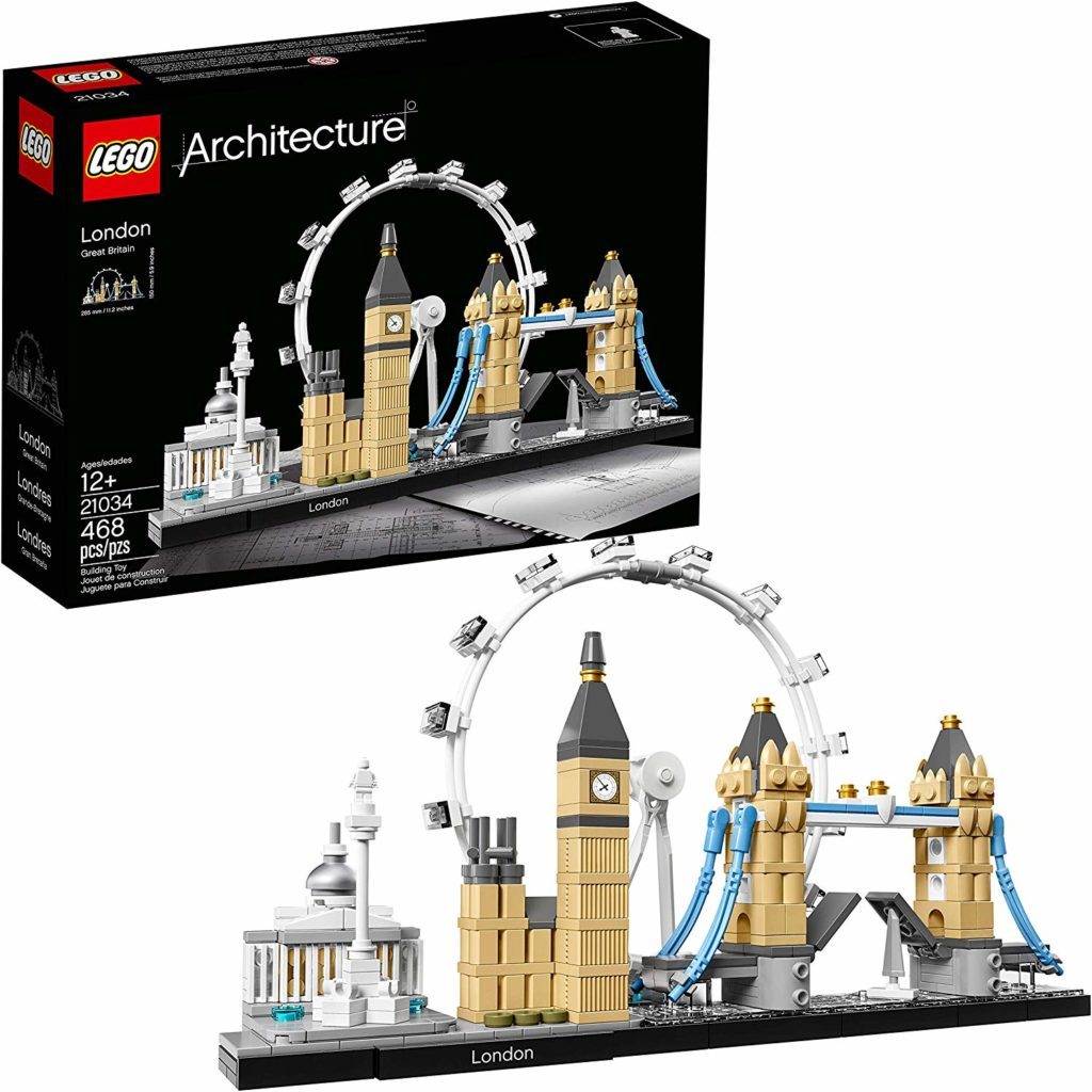 LEGO Architecture Sets: London Skyline
