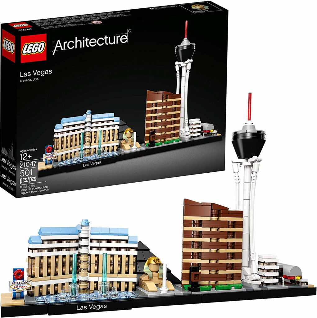 LEGO Architecture Sets: Las Vegas Skyline