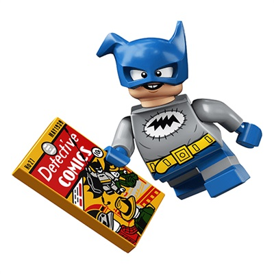 LEGO Collectable Minifigures DC Super Heroes Series LEGO Bat-Mite