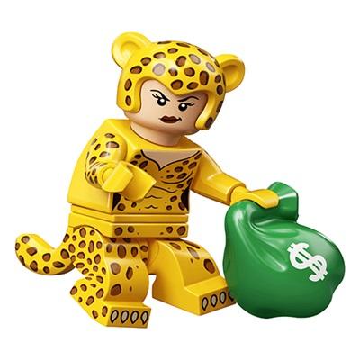 LEGO Cheetah Minifigure