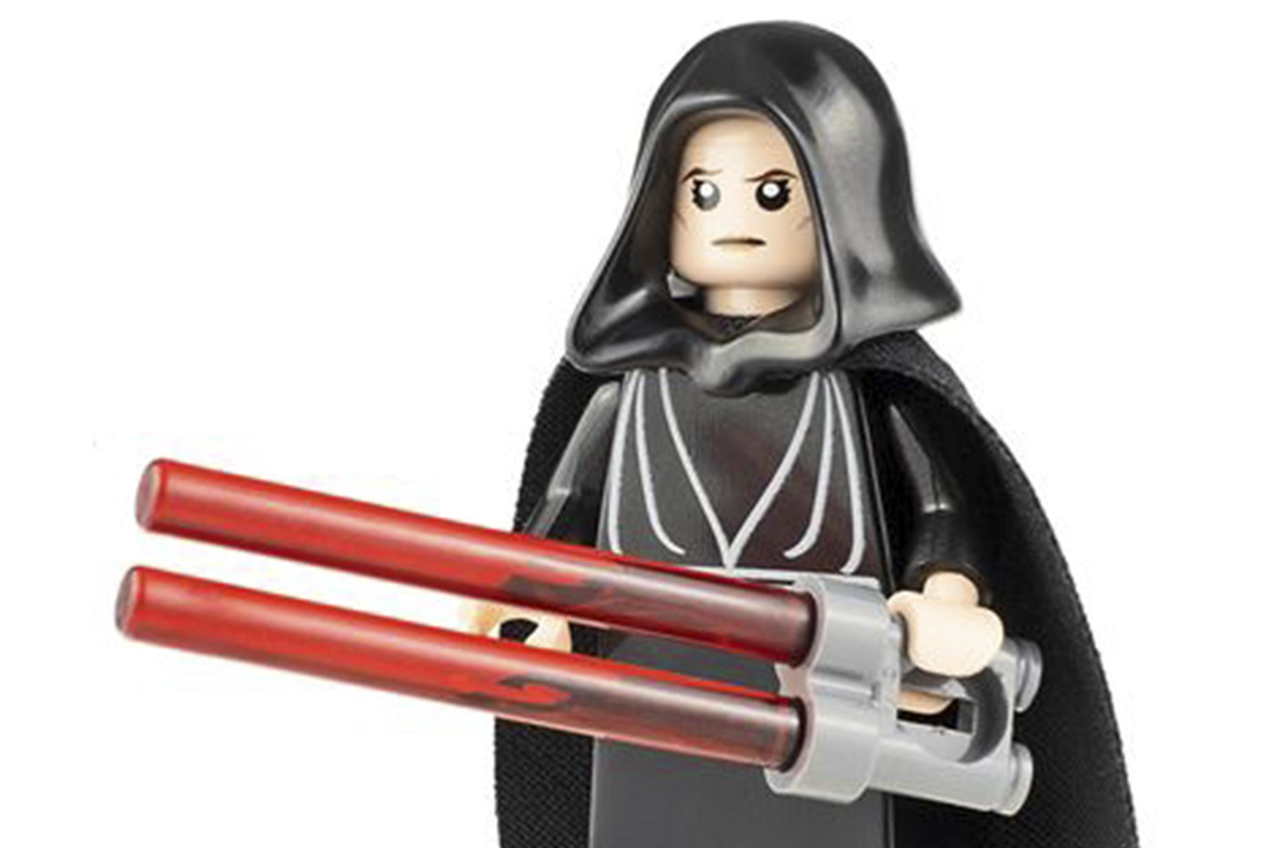 Dark Rey Minifigure