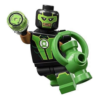 LEGO Green Lantern Minifigure