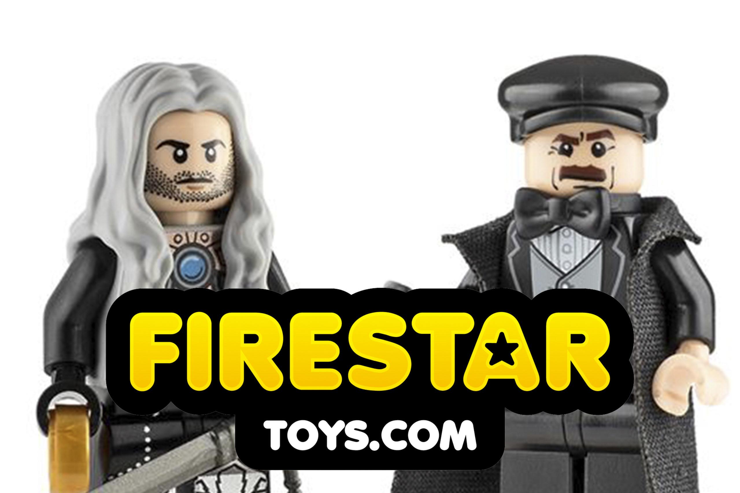 Firestar Toys Customs - Header Image