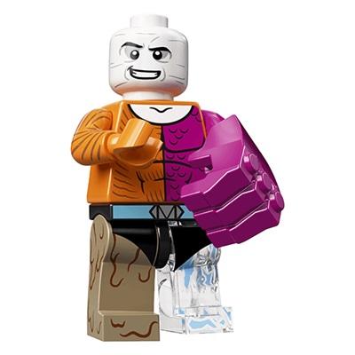 LEGO Metamorpho Minifigure