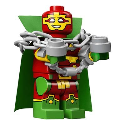 LEGO Mister Miracle Minifigure