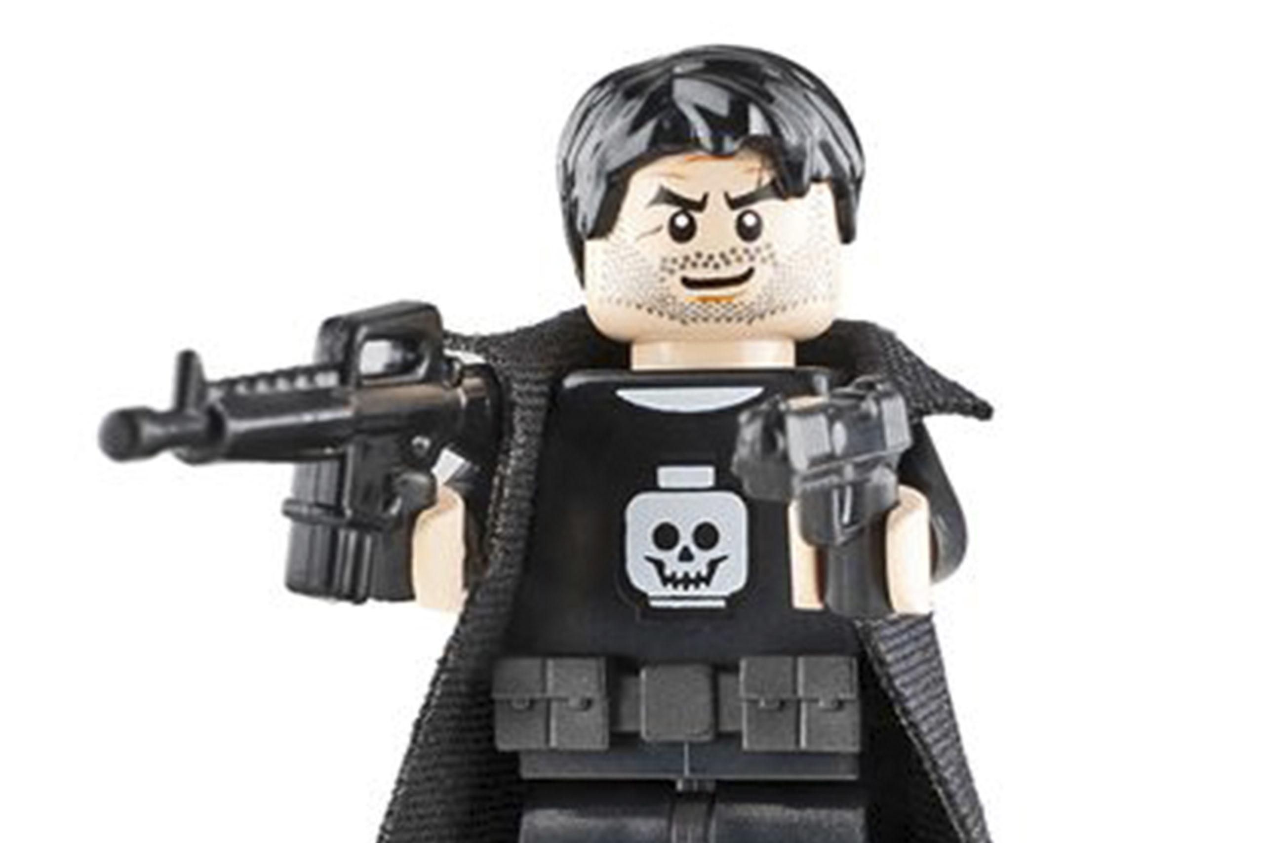 Firestar Toys Customs - The Punisher