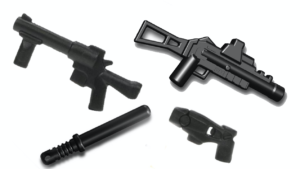 Non-Lethal Alternatives for Your LEGO City Police Force