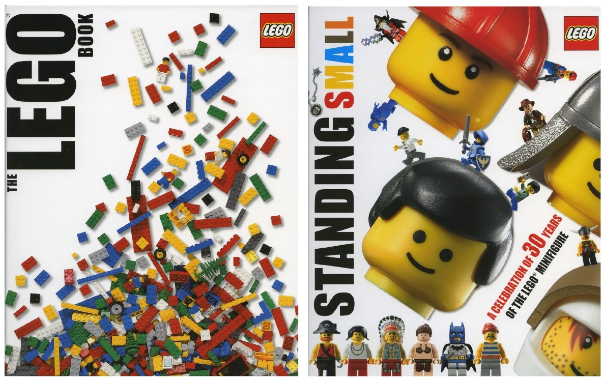 lego for adults: the books