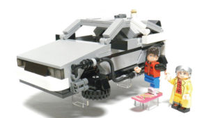 LEGO Back to the Future: What went wrong with this theme?