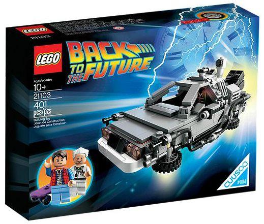lego back to the future set box