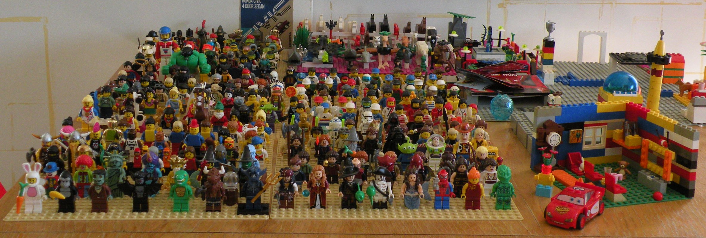 lego for adults: the collection