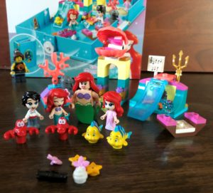 Ariel's Storybook Adventures: A Review of Set 43176
