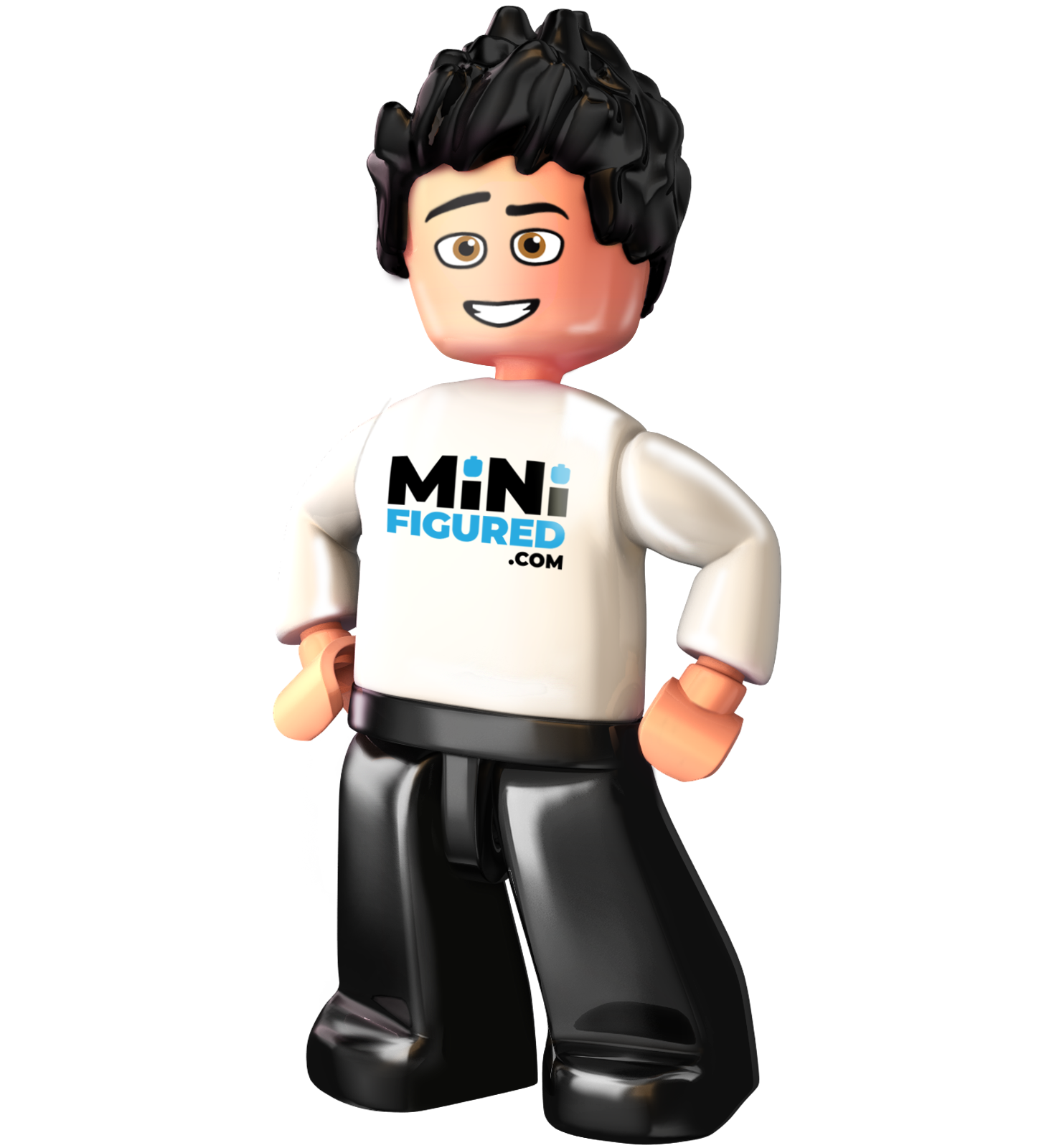 minifigured.com mascot