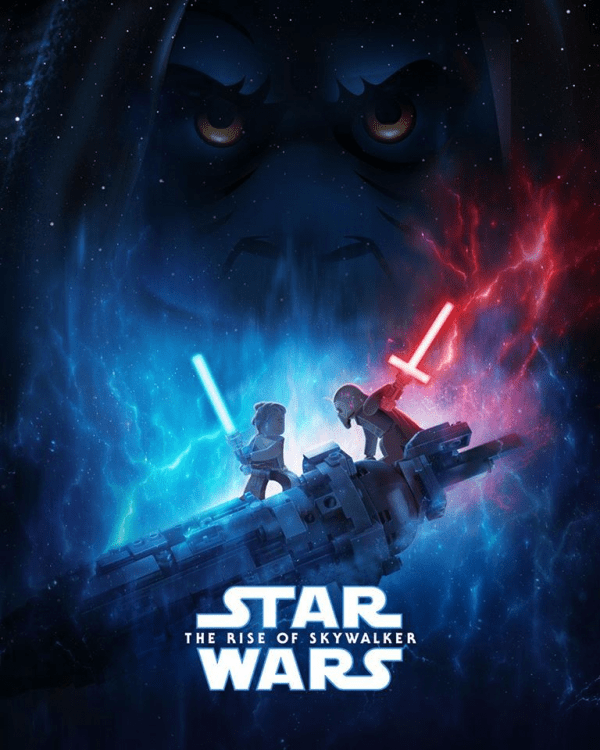 LEGO Rise of Skywalker Sets - Poster Image