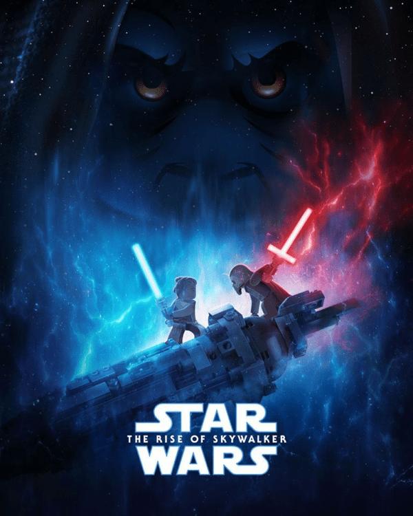 Breaking Down The Lego Rise Of Skywalker Sets Lego Star Wars
