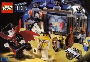 """LEGO Vampires: Dracula! (""""Blah blah blah!"""")"""