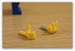 lego minifigures hands