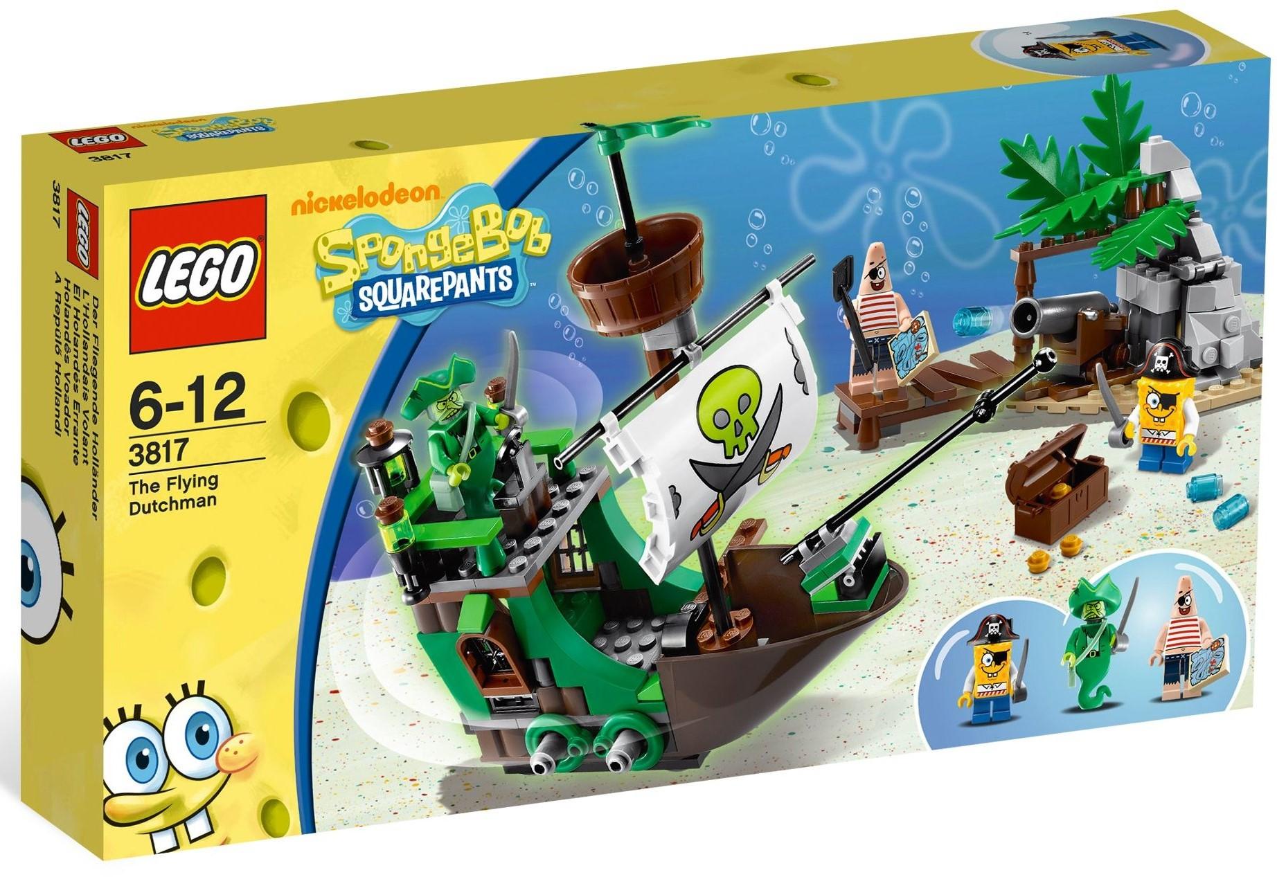 Lego Spongebob The Stranger Themes Under The Sea