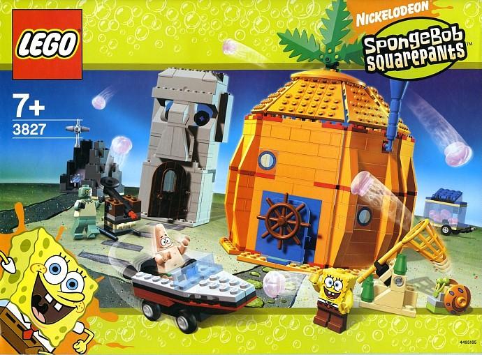 lego spongebob adventures in bikini bottom