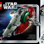 75243 Slave I: A Review of the Ship of a Simple Man (!)