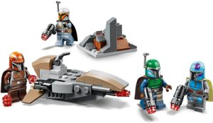 LEGO Mandalorian Battle Pack: A Review of Set 75267 – This is the way!