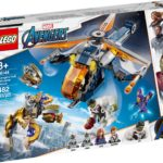 Avengers Hulk Helicopter Rescue: A Review of Set 76144