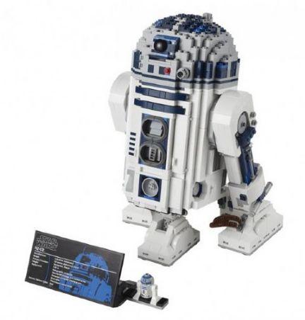 2012 LEGO Star Wars UCS R2-D2