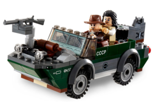 Raiders of the Lost Theme: The Best of LEGO Indiana Jones