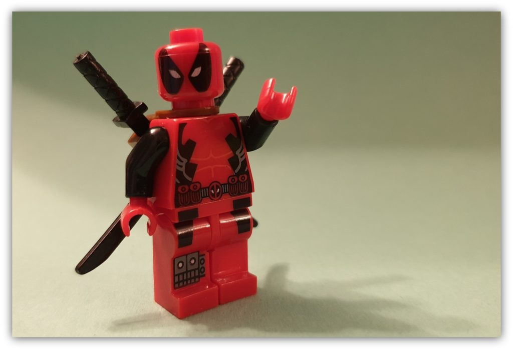 which lego set is deadpool in