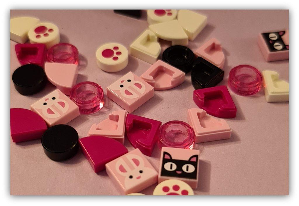 lego dots tiles