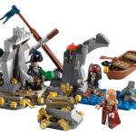 LEGO Pirates of the Caribbean Sets: Ahoy Mateys!
