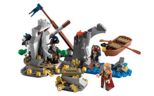 LEGO Pirates of the Caribbean Sets: Ahoy Mateys!