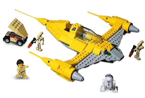 lego star wars the phantom menace