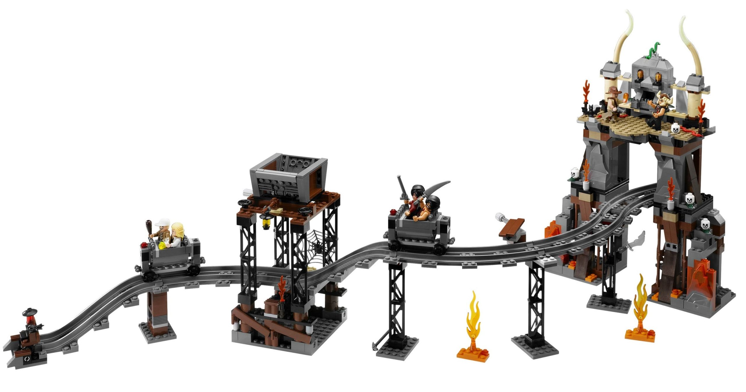 lego indiana jones temple of doom