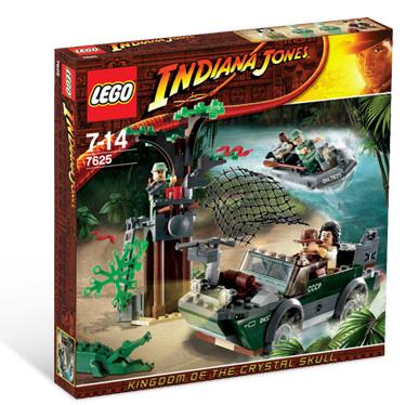 lego indiana jones river chase
