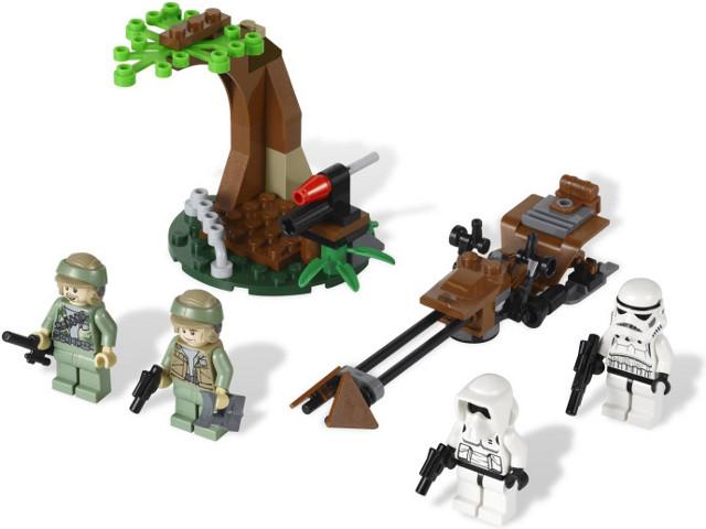 2012 LEGO Star Wars Scout Trooper