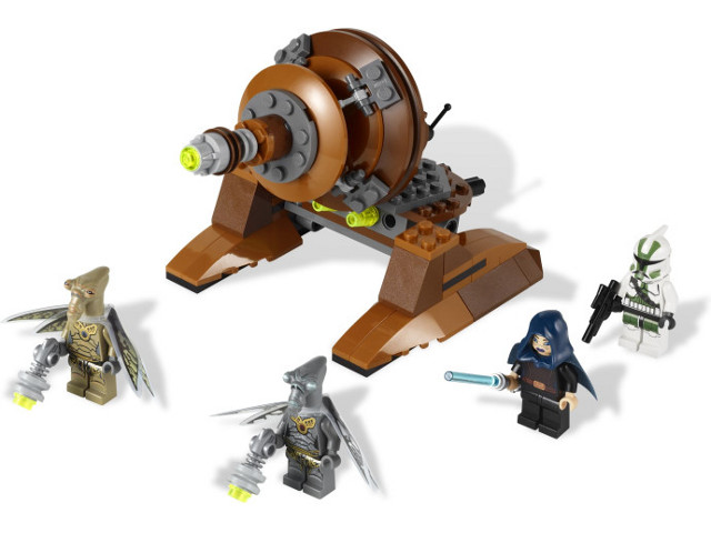 2012 LEGO Star Wars Geonosian Cannon