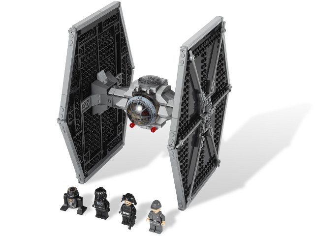 2012 LEGO Star Wars Tie Fighter